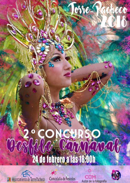 Torre-Pacheco presenta su Carnaval 2018 - 3, Foto 3