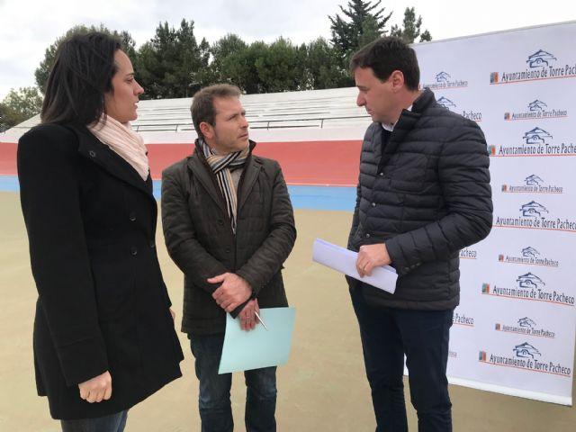 El Campeonato Regional de Pista 2018 se celebra en Torre-Pacheco - 1, Foto 1