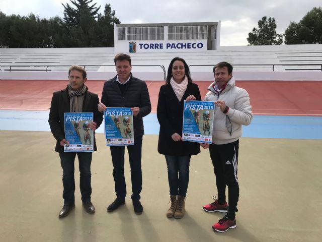 El Campeonato Regional de Pista 2018 se celebra en Torre-Pacheco - 3, Foto 3
