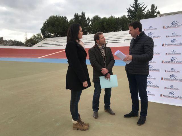 El Campeonato Regional de Pista 2018 se celebra en Torre-Pacheco - 4, Foto 4