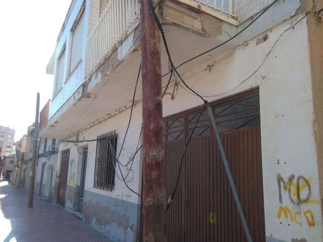 El PSOE reclama la regeneración de las calles Portijico y Abellaneda del barrio de San Cristóbal por su estado calamitoso - 1, Foto 1