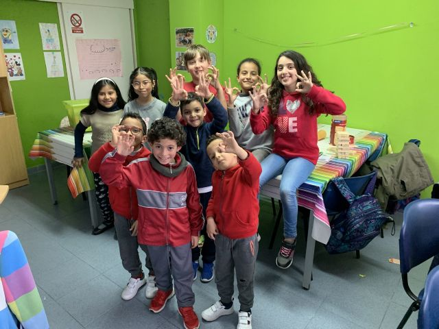 """The Sixth Edition of the """"Project of Socio-educational Intervention with Families and Minors in Situation of Social Disadvantage"""" begins - 2"""