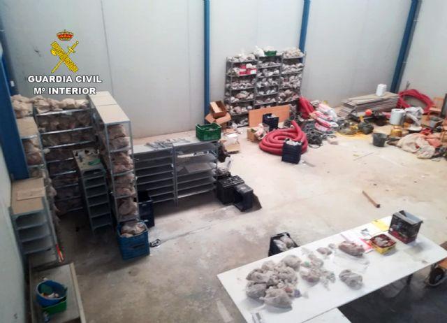 La Guardia Civil recupera 80.000 piezas arqueológicas halladas en una nave industrial de Lorca - 5, Foto 5