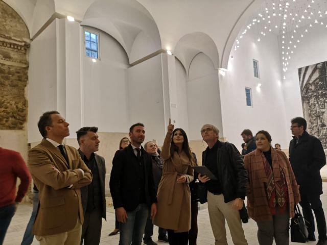 La Comunidad recupera la iglesia de San Pedro de Lorca - 1, Foto 1