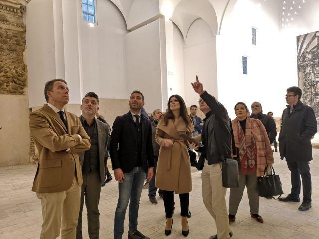 La Comunidad recupera la iglesia de San Pedro de Lorca - 2, Foto 2