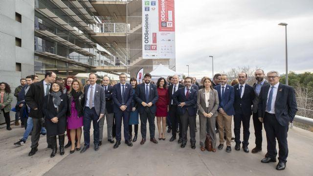 López Miras: La Región tendrá en abril su propia estrategia para alcanzar los objetivos de desarrollo sostenible de Naciones Unidas - 1, Foto 1