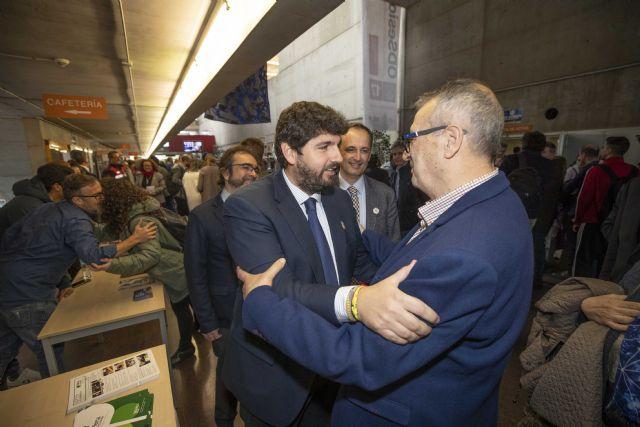 López Miras: La Región tendrá en abril su propia estrategia para alcanzar los objetivos de desarrollo sostenible de Naciones Unidas - 2, Foto 2