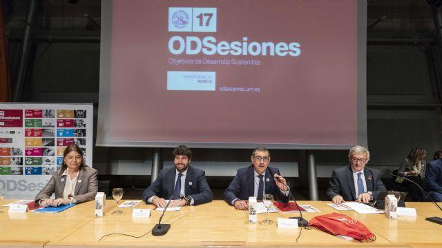 López Miras: La Región tendrá en abril su propia estrategia para alcanzar los objetivos de desarrollo sostenible de Naciones Unidas - 3, Foto 3