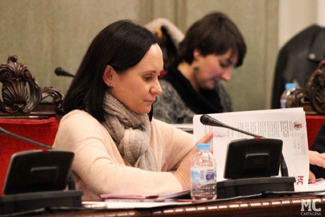 MC: El Pleno municipal, a instancias de José López, alcanza un acuerdo histórico rechazando los presupuestos regionales y reprobando al Gobierno de la CARM por discriminar a Cartagena - 1, Foto 1