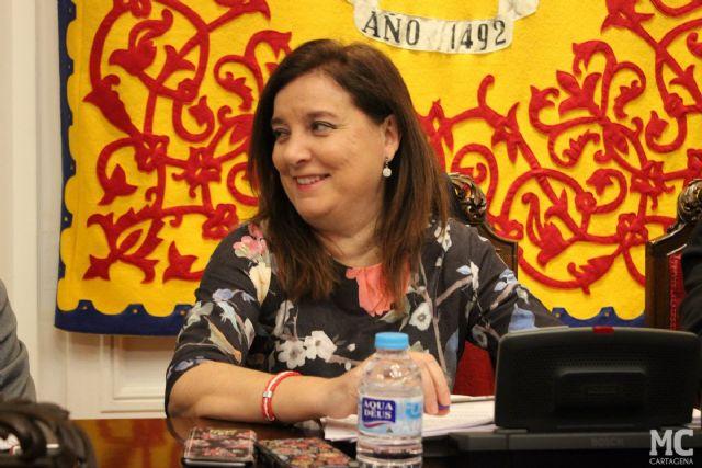 MC: El Pleno municipal, a instancias de José López, alcanza un acuerdo histórico rechazando los presupuestos regionales y reprobando al Gobierno de la CARM por discriminar a Cartagena - 2, Foto 2