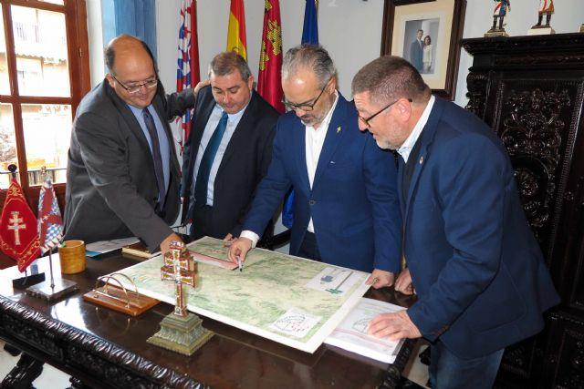 Los ayuntamientos de Caravaca y Vélez Blanco inician el proyecto de señalización del 'Camino Real de los Vélez' - 1, Foto 1