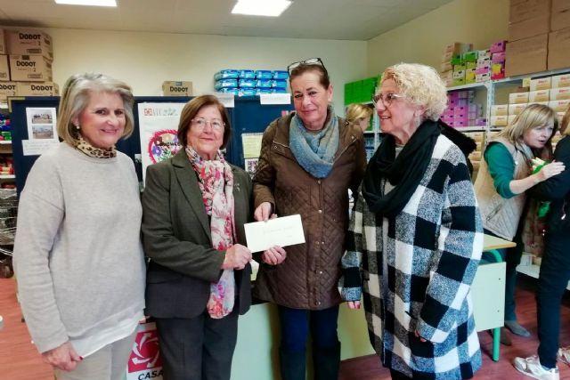 Servicios Sociales recauda fondos en FEMADIS para la asociación San Vicente de Paúl - 1, Foto 1