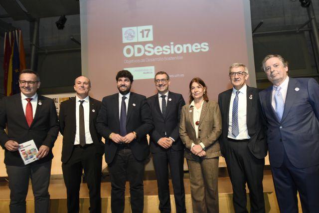 La Universidad de Murcia arranca su gran proyecto ODSesiones para ser motor del cambio social - 3, Foto 3