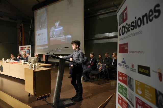 La Universidad de Murcia arranca su gran proyecto ODSesiones para ser motor del cambio social - 4, Foto 4