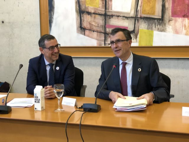 El Ayuntamiento y la UMU unen fuerzas para convertir a Murcia en un referente nacional a través de la Agenda 2030 - 1, Foto 1