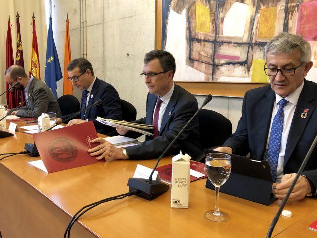 El Ayuntamiento y la UMU unen fuerzas para convertir a Murcia en un referente nacional a través de la Agenda 2030 - 2, Foto 2