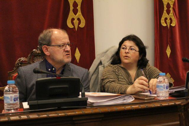 Ciudadanos pide al Gobierno del PSOE que contacte con los regantes para apoyar el 40 aniversario del trasvase Tajo-Segura - 1, Foto 1