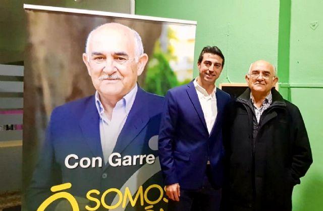 """Garre: """"Juan Miguel Molina, es la mejor opción para la alcaldía de Abarán"""" - 1, Foto 1"""