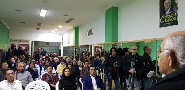 """Garre: """"Juan Miguel Molina, es la mejor opción para la alcaldía de Abarán"""" - 2, Foto 2"""
