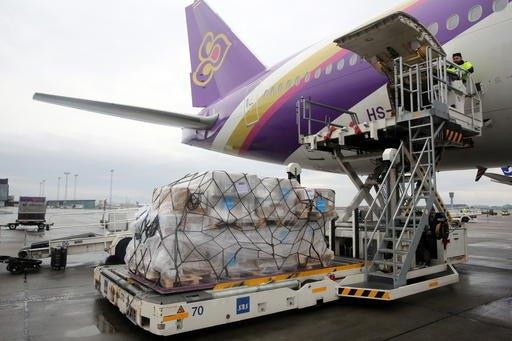 UNICEF envía 6 toneladas de suministros para apoyar la respuesta de China al brote de coronavirus - 1, Foto 1