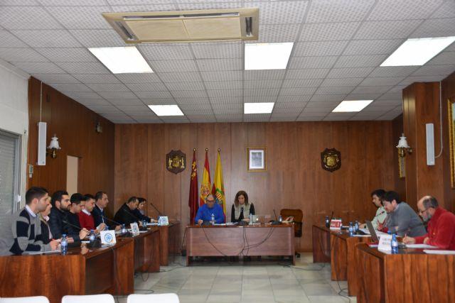 El pleno municipal de Archena aprueba la protección del entorno de la huerta de Archena, sólo con los votos del PP - 1, Foto 1