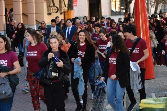 La Universidad de Murcia recibe a más de 300 estudiantes internacionales en el segundo cuatrimestre - 2, Foto 2