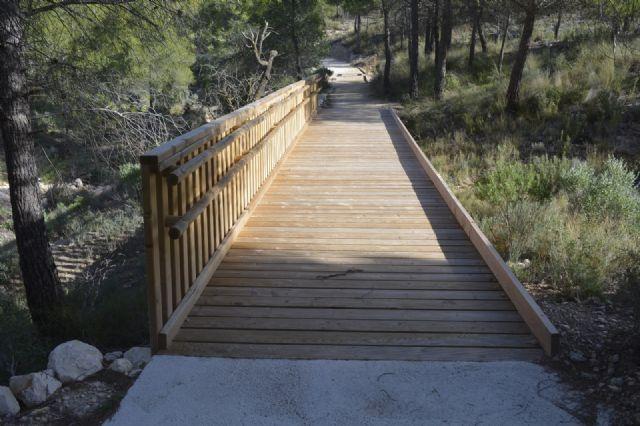 El ayuntamiento de Fortuna realiza mejoras en el área recreativa de Fuente la Higuera - 4, Foto 4