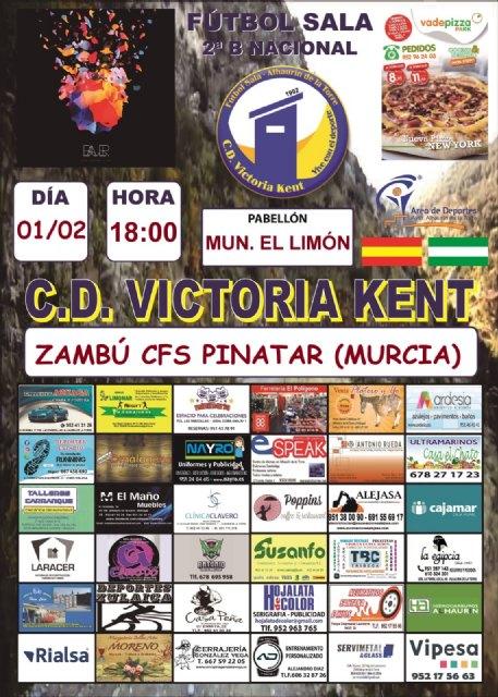 Zambú CFS Pinatar vuelve a caer ante Jimbee Cartagena - 1, Foto 1