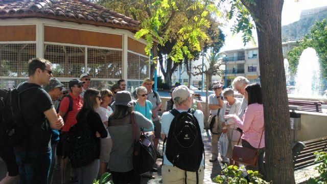 La Oficina de Turismo de Águilas registra en Semana Santa un incremento de visitas del 15,34% respecto al año anterior - 2, Foto 2