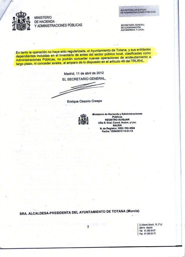El alcalde de Totana explica en redes sociales los puntos 15 y 16 del pasado pleno - 3, Foto 3