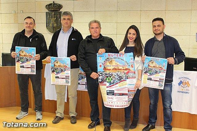Totana acogerá el Homenaje al Motero de la XXI Ruta Mototurística, Foto 1