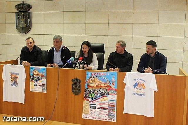 Totana acogerá el Homenaje al Motero de la XXI Ruta Mototurística, Foto 2
