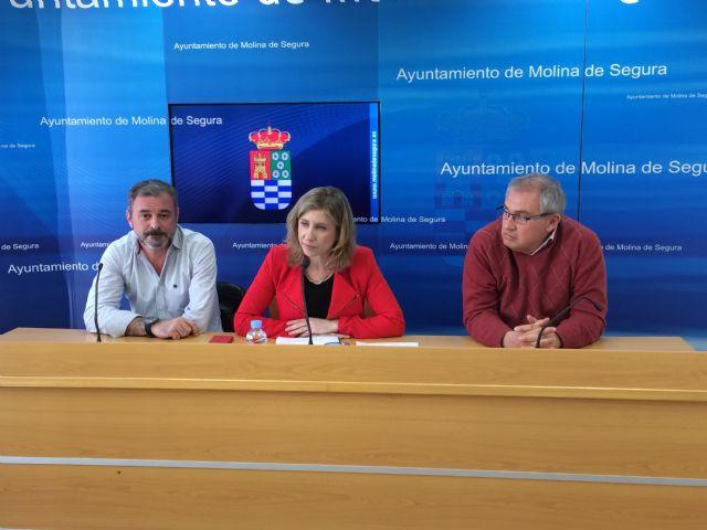 La Alcaldesa de Molina de Segura logra una propuesta de acuerdo para solventar la difícil situación económica actual de la empresa SERCOMOSA - 1, Foto 1