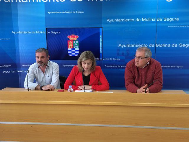 La Alcaldesa de Molina de Segura logra una propuesta de acuerdo para solventar la difícil situación económica actual de la empresa SERCOMOSA - 2, Foto 2