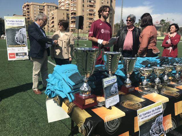 Finaliza el III Torneo de fútbol regional ´Red por la Inclusión´ - 1, Foto 1