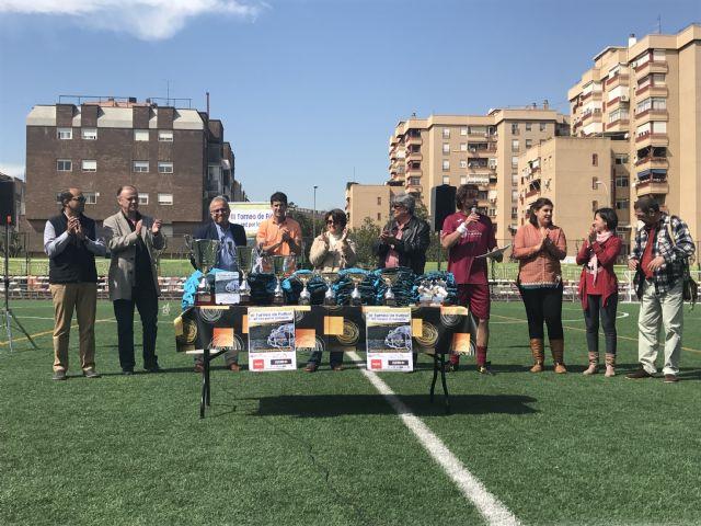 Finaliza el III Torneo de fútbol regional ´Red por la Inclusión´ - 4, Foto 4