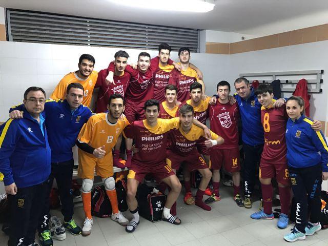 La selección murciana afronta la fase final del Nacional Sub-19 de fútbol sala - 1, Foto 1