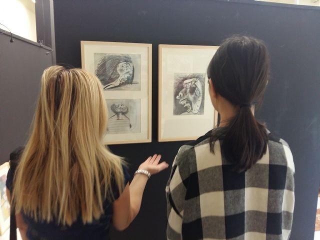 La UMU exhibe los bocetos del Guernica coincidiendo con su 80 aniversario - 1, Foto 1