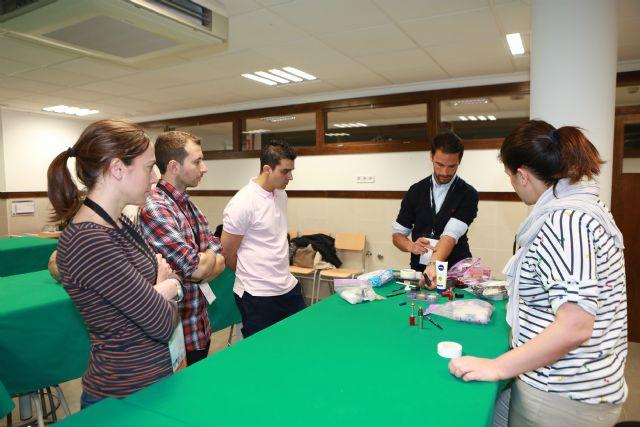 V congreso nacional de la sociedad española de simulación clínica y seguridad del paciente - 1, Foto 1