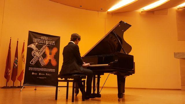 La modalidad de piano de Entre Cuedas y Metales tambien tiene ya a los jovenes musicos que iran a la final - 1, Foto 1