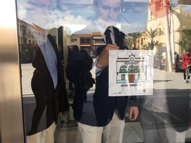 Los edificios públicos de San Javier contarán con pictogramas identificativos para personas con dificultades cognitivas - 3, Foto 3