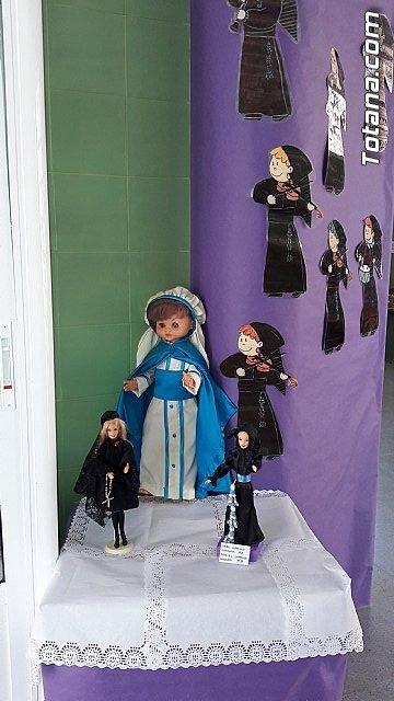 Los niños del CEIP LA CRUZ crean una exposición sobre la Semana Santa - 5, Foto 5