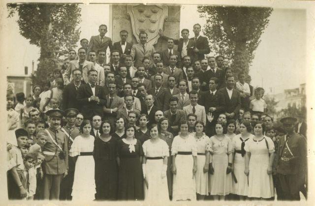 El Archivo General custodia y digitaliza cerca de medio centenar de fotografías sobre la historia del Orfeón Fernández Caballero - 1, Foto 1