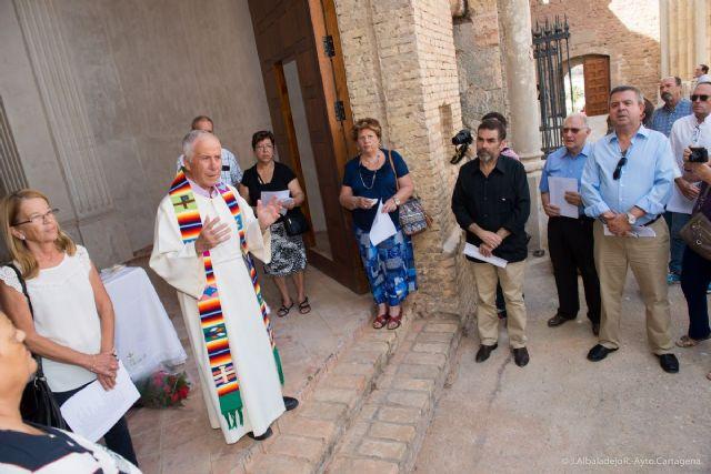 MC se adhiere al expediente para la concesión de la Medalla de Oro de Cartagena al 'cura obrero' - 1, Foto 1