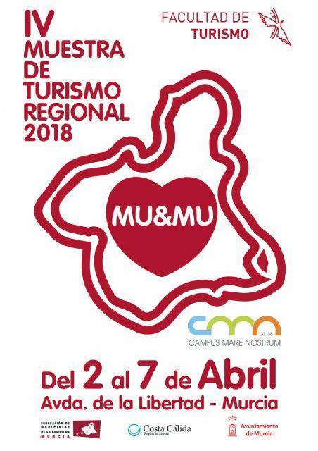La Facultad de Turismo de Murcia presenta La IV Muestra de Turismo Regional - 1, Foto 1