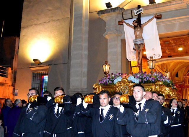 La procesión del Santo Entierro de Cristo reúne a las ocho cofradías torreñas - 1, Foto 1