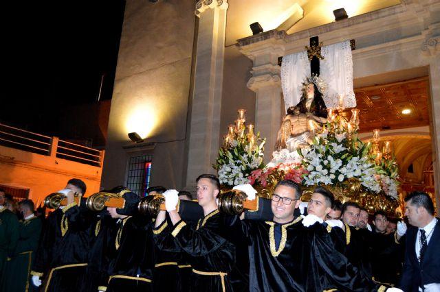 La procesión del Santo Entierro de Cristo reúne a las ocho cofradías torreñas - 3, Foto 3