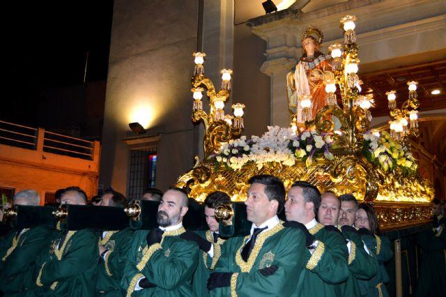 La procesión del Santo Entierro de Cristo reúne a las ocho cofradías torreñas - 5, Foto 5