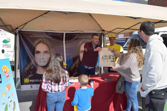 Comienza en Mazarrón la campaña reclicla y respira - 1, Foto 1