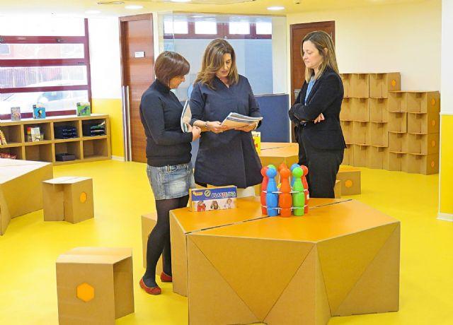 La Comunidad pone a disposición de los empleados públicos un aula de conciliación - 1, Foto 1